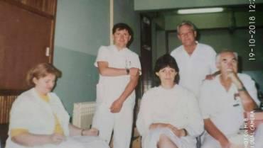 Priča o ratnom kirurškom stacionaru u Starim Mikanovcima