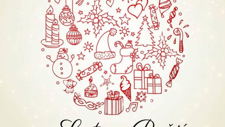 Sretan Božić i uspješnu Novu Godinu