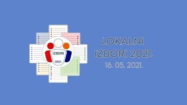 Lokalni izbori 2021. – Objava zbirnih lista