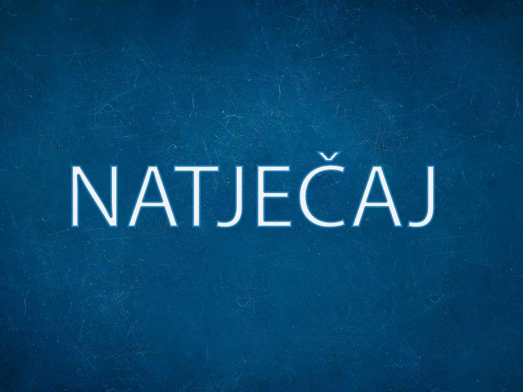 """Javni natječaj za izbor i imenovanje ravnatelja Predškolske ustanove """"Vedri dani"""""""