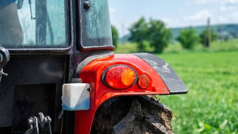 Tehnički pregled traktora